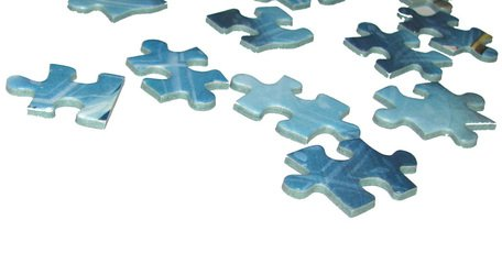 jigsaw puzzle to solve